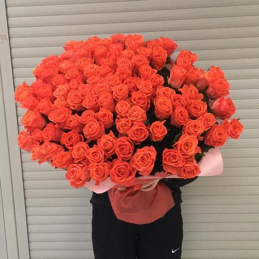 Пожар души: букеты цветов на заказ Flowwow