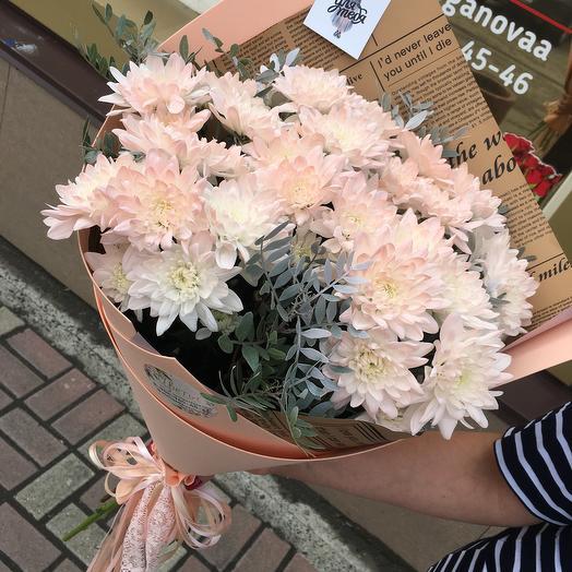 Букет нежный зефир размер xxl: букеты цветов на заказ Flowwow