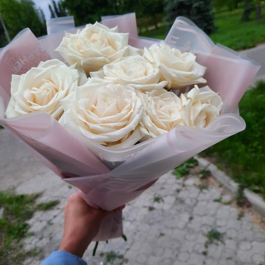 "Букет - ""Просто так"": букеты цветов на заказ Flowwow"