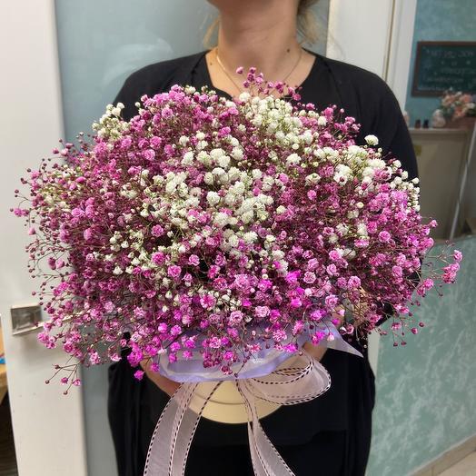 Розовая гипсофила 💕