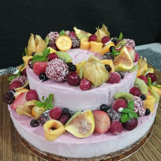 Торт двухъярусный 5 кг