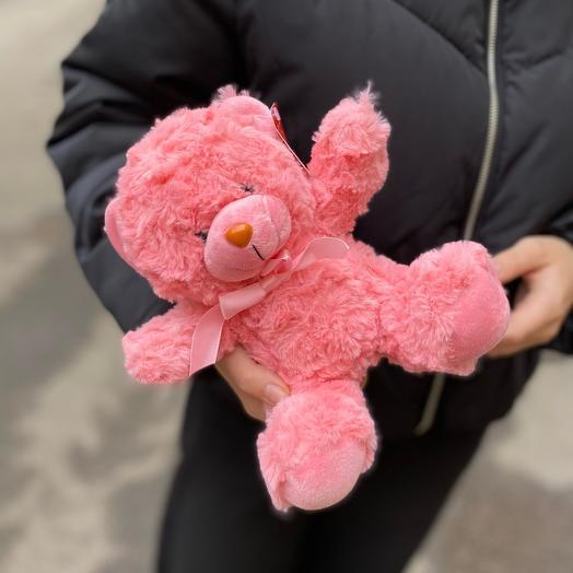Мишутка Розовый