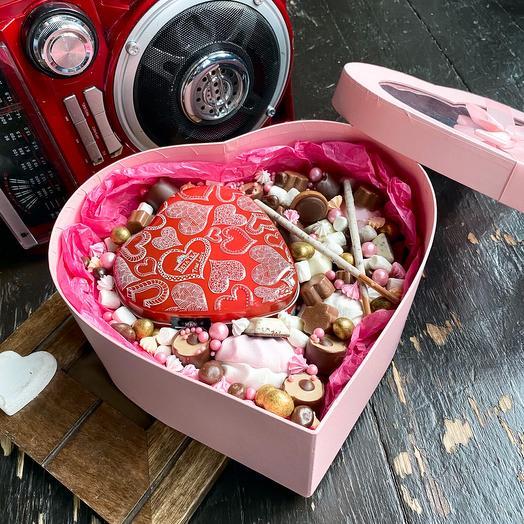 Подарочный сладкий набор
