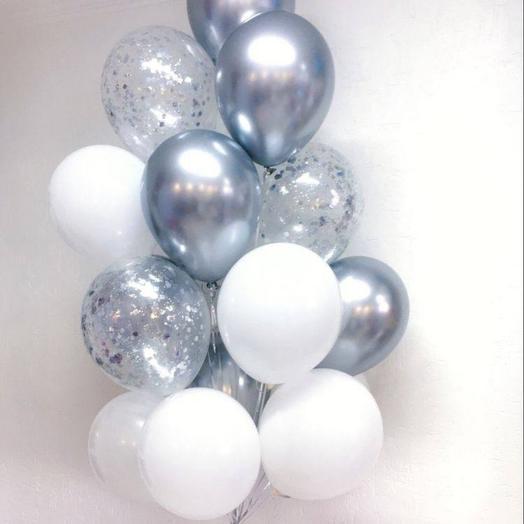 Сет из 16 шаров с обработкой для длительного полёта