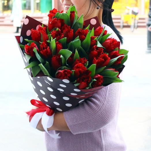 Тюльпаны бахромчатые 25