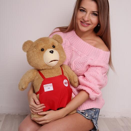 Плюшевый ТЕД 45 см