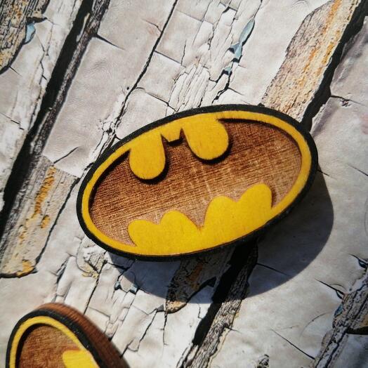 Значок - Бэтмен