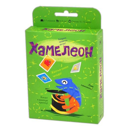Настольная игра Хамелеон