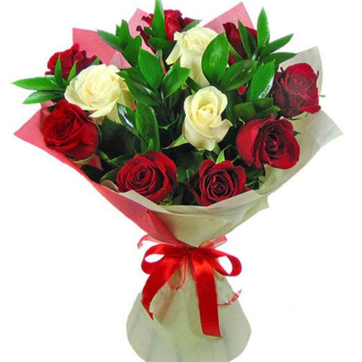 Букет Элегант: букеты цветов на заказ Flowwow