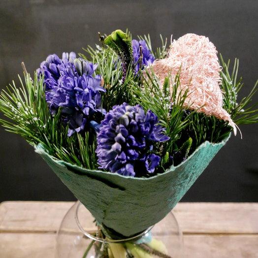 Знак весны: букеты цветов на заказ Flowwow
