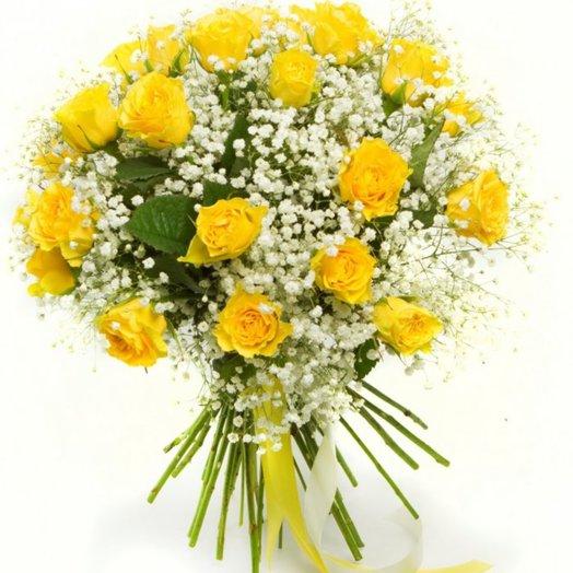 Медовые соты: букеты цветов на заказ Flowwow