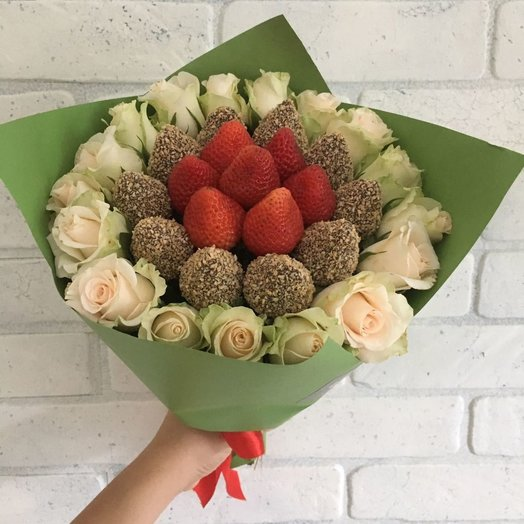Свежесть утра: букеты цветов на заказ Flowwow