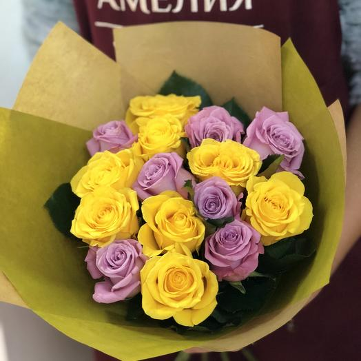 Яркое утро: букеты цветов на заказ Flowwow