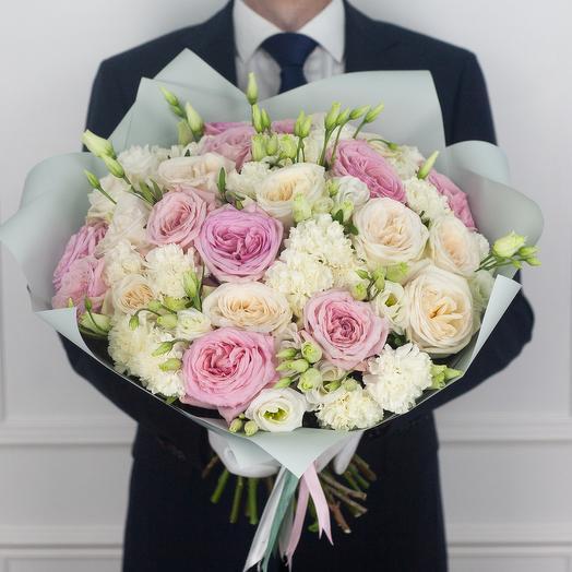 Авторский букет Selene: букеты цветов на заказ Flowwow