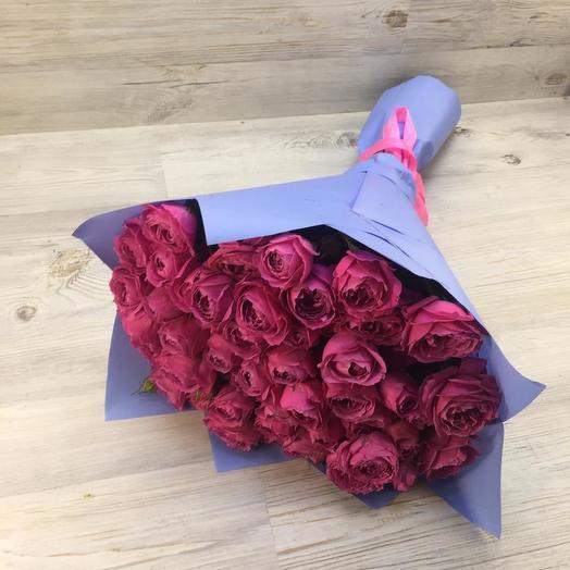 Букет из 9 веток Мисти Баблс: букеты цветов на заказ Flowwow