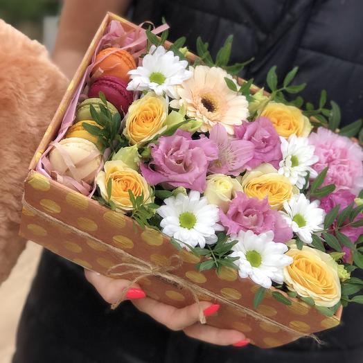 День Влюбленных: букеты цветов на заказ Flowwow