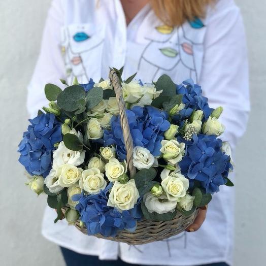 Морская гавань: букеты цветов на заказ Flowwow