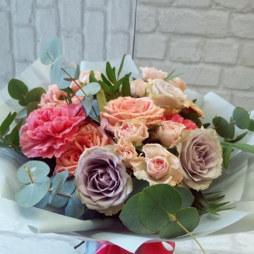 Трепет души: букеты цветов на заказ Flowwow