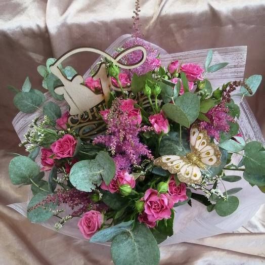 Букет для первокласника на 1 сентября: букеты цветов на заказ Flowwow