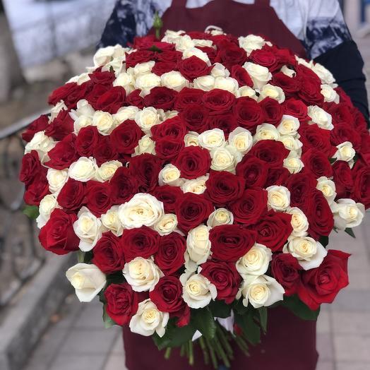 Шикарный букет 💐: букеты цветов на заказ Flowwow