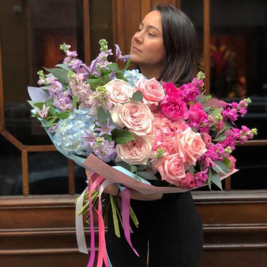 Альбина: букеты цветов на заказ Flowwow