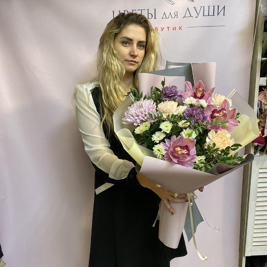 Мадрид: букеты цветов на заказ Flowwow
