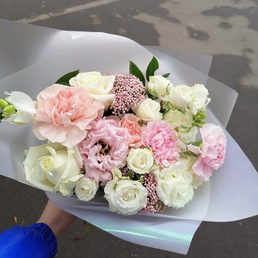 Очарование 🌸: букеты цветов на заказ Flowwow