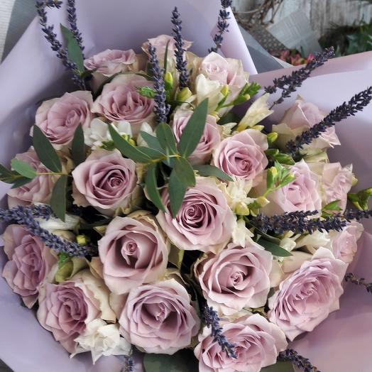 Лавстори: букеты цветов на заказ Flowwow