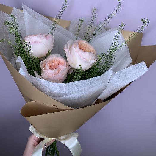 Букет 2928: букеты цветов на заказ Flowwow