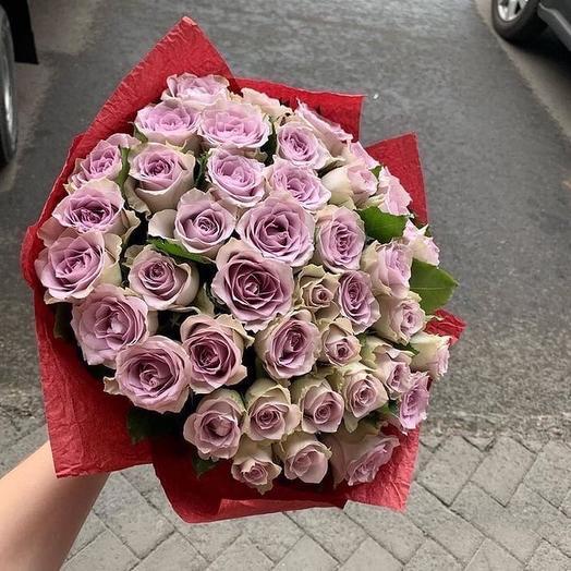 Кенийская роза: букеты цветов на заказ Flowwow