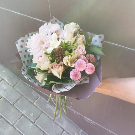 Un souirire: букеты цветов на заказ Flowwow