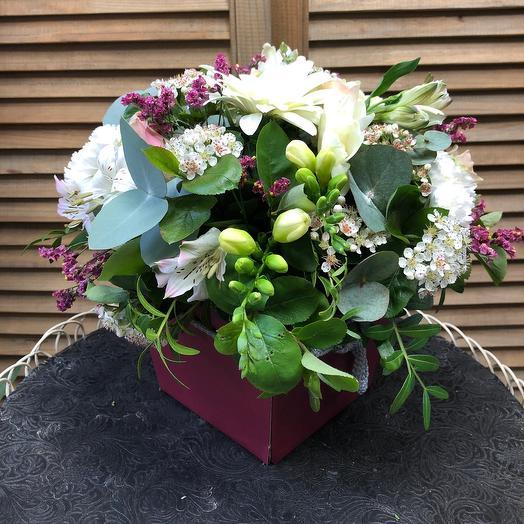 Облако любви: букеты цветов на заказ Flowwow