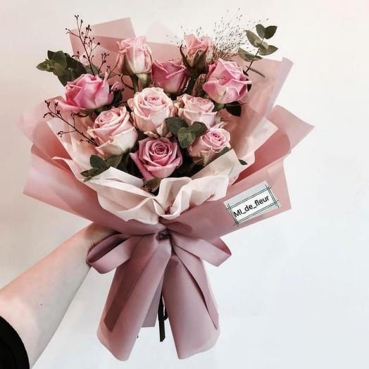 Милана: букеты цветов на заказ Flowwow