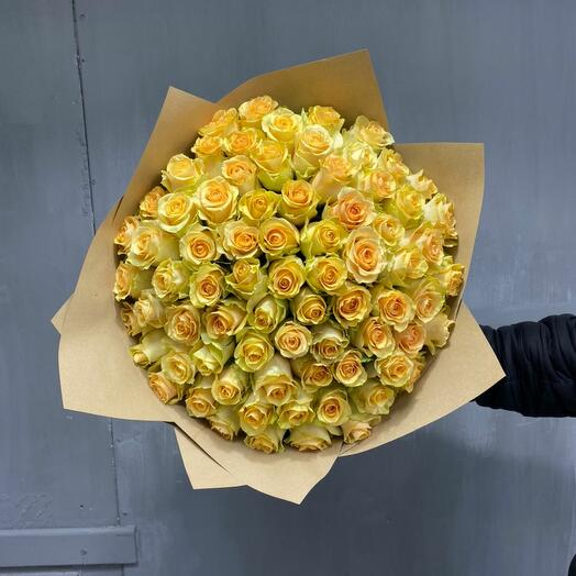 75 роз нектарин