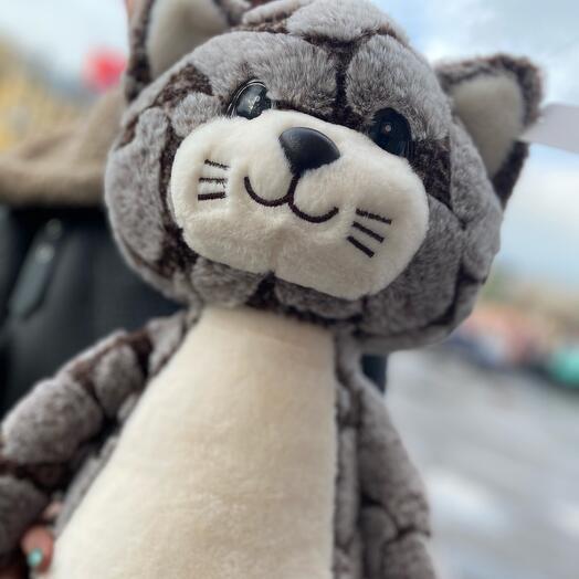Мягкая игрушка «Котик»