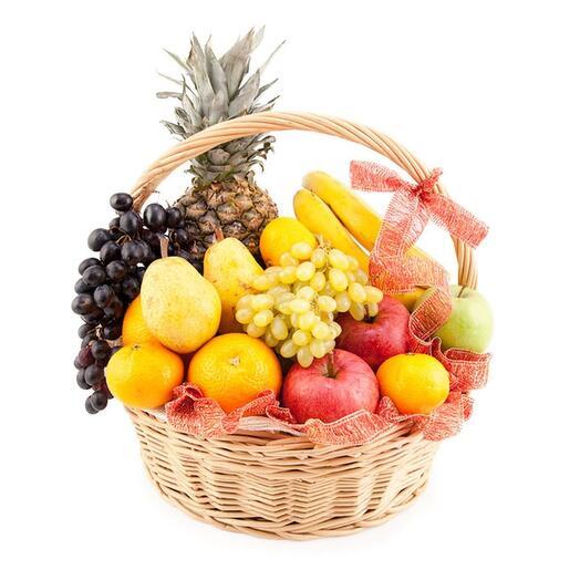 фруктовая корзина 1