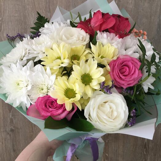 Assorted bouquet