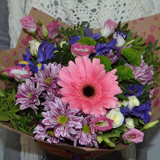 Цветущая поляна: букеты цветов на заказ Flowwow