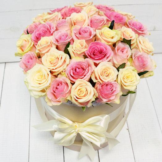 Розовая роскошь