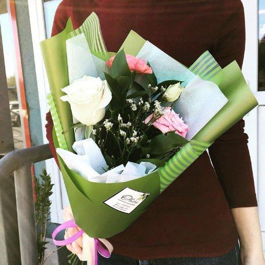 Сборный букет 3: букеты цветов на заказ Flowwow