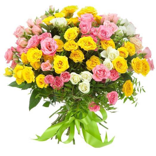 Букет 146 Квелия: букеты цветов на заказ Flowwow