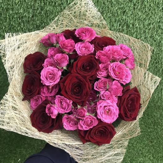 Favorite: букеты цветов на заказ Flowwow