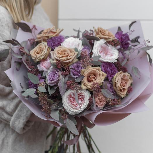 Букет Бетти: букеты цветов на заказ Flowwow