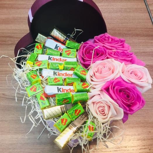 Сластёна: букеты цветов на заказ Flowwow