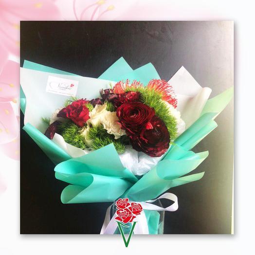 «Три желания»: букеты цветов на заказ Flowwow