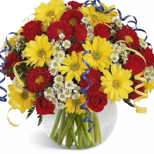 Раннее утро: букеты цветов на заказ Flowwow