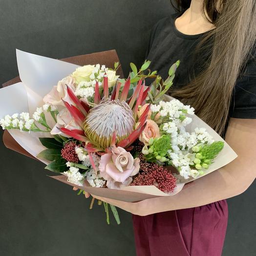 Королевский комплимент: букеты цветов на заказ Flowwow