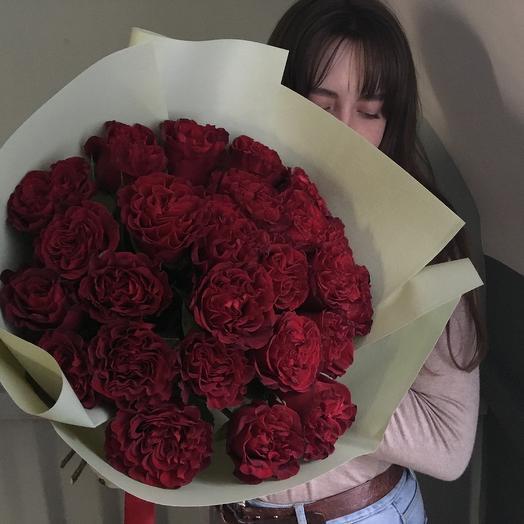 Hearts: букеты цветов на заказ Flowwow