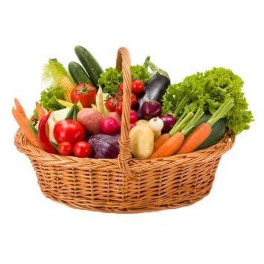 Овощное наслаждение