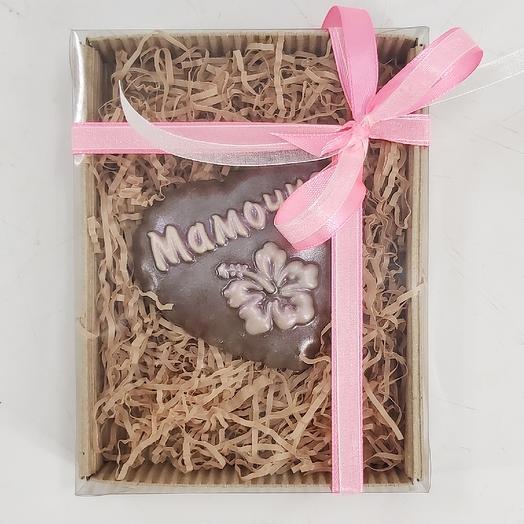 "Шоколадка ""Мамочке"": букеты цветов на заказ Flowwow"